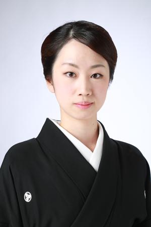 三味線 岡安祐璃花 Okayashu Yurika